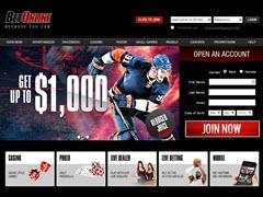 BetOnline Homepage