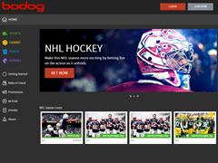 Bodog Homepage